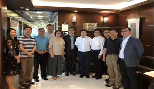 The China International Economic and Trade Arbitration Commission (CIETAC) visited Dubai
