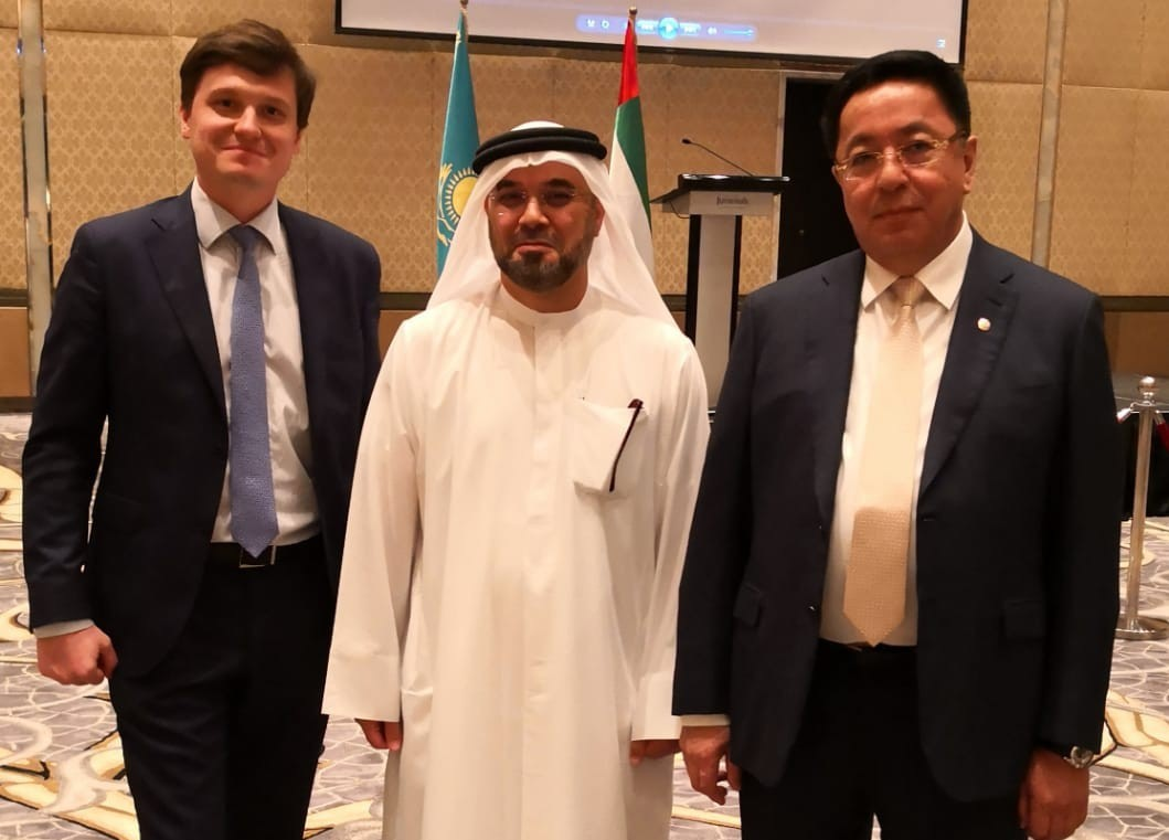 Kazakhstan event