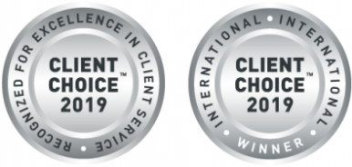 2019 Client's Choice Award Announcement